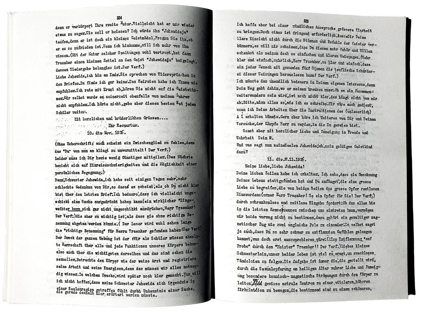 Die entschluesselten Sexualmysterien der Pansophie Recnartus — Traenker. Alfred Strauss