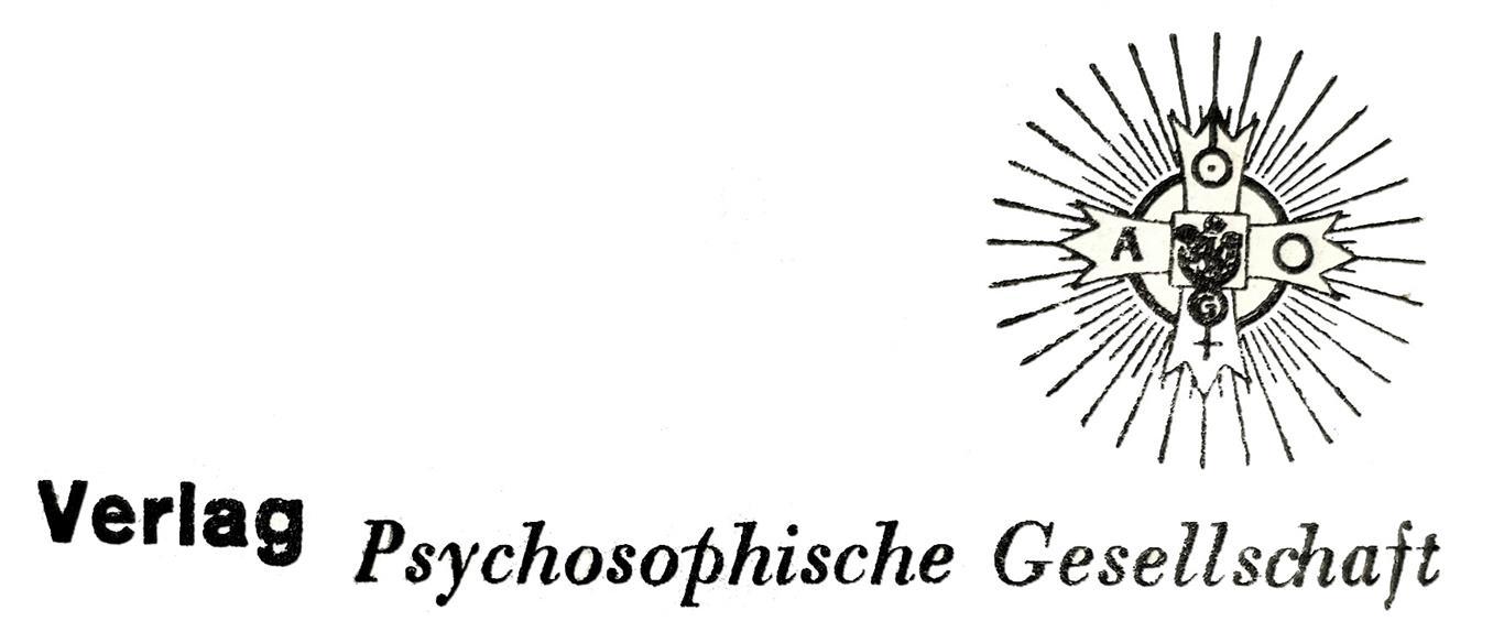 Psychosophical Society Psychosophische Gesellschaft