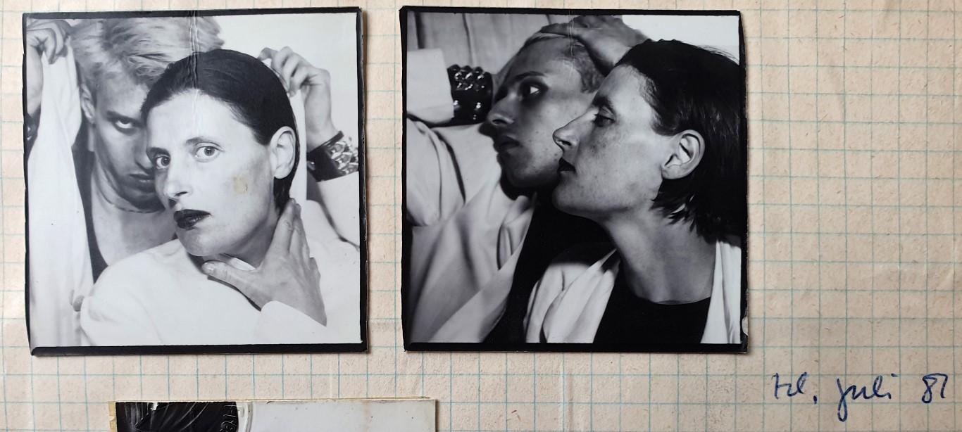 Peter-Robert Koenig Dorothea Reichen 1981