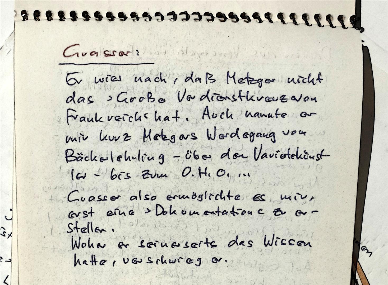 Paul Ruediger Audehm Joseph Grasser