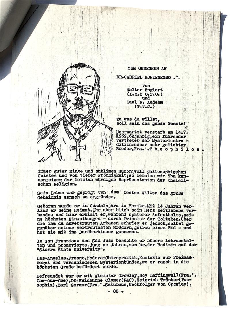 Paul Ruediger Audehm Walter Englert Gabriel Montenegro ZION