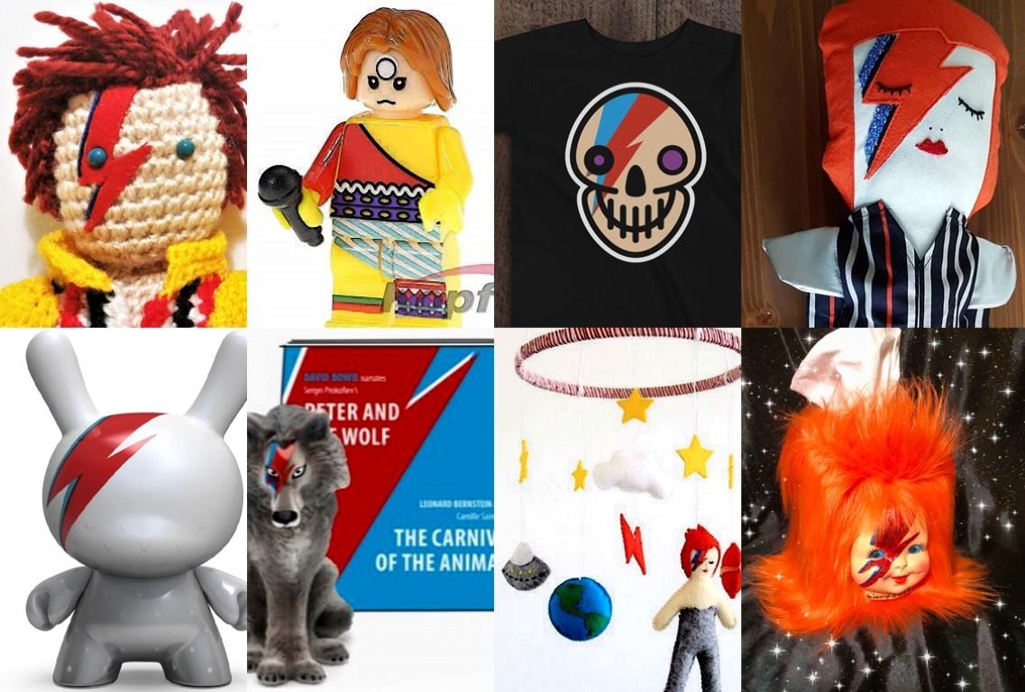 David Bowie Toys For Kids Children