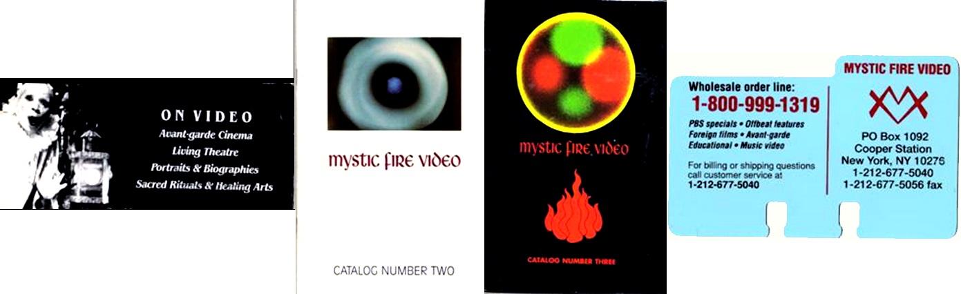 William Bill Breeze Mystic Fire Video