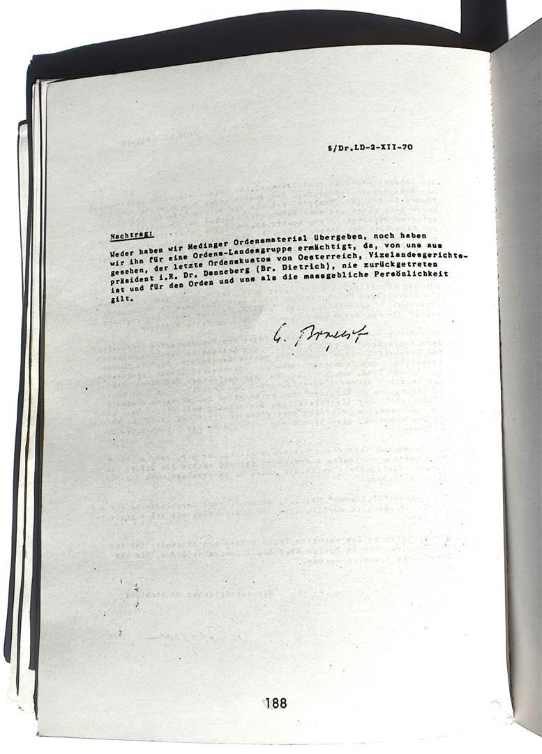 Anita Borgert Ludwig Delp Illuminaten Orden