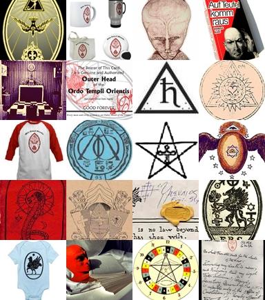 Ordo Templi Orientis Symbols and Protagonists