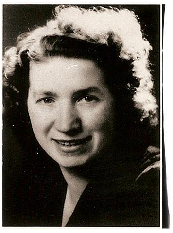 Rosalie Roesli Metzger