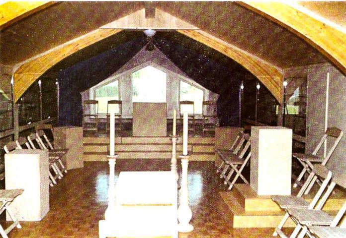 Abtei Thelema — Kapelle — Ordo Templi Orientis Schweiz