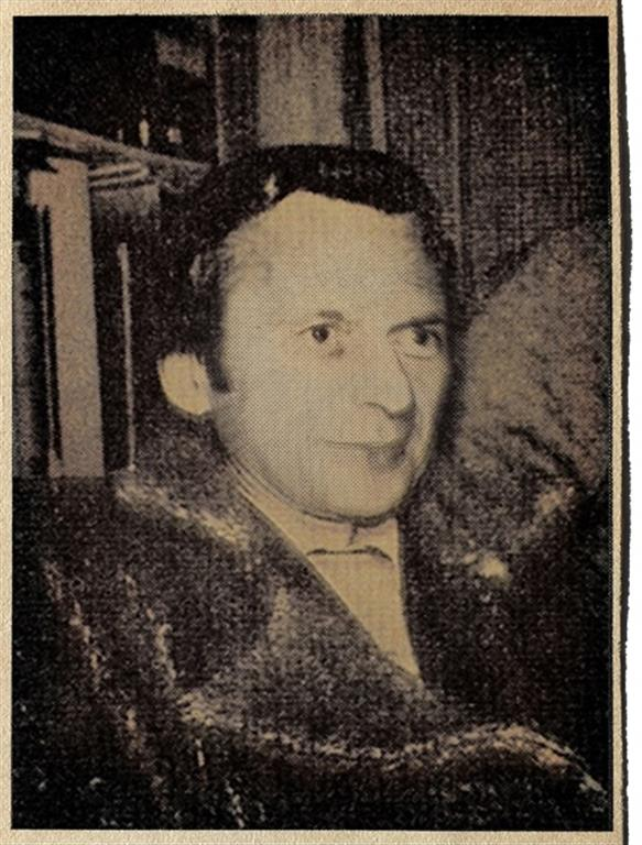 Herbert Fritsche Basilius Patriarch EGC Ecclesia Gnostica Catholica Fraternitas Rosicruciana Antiqua F.R.A.