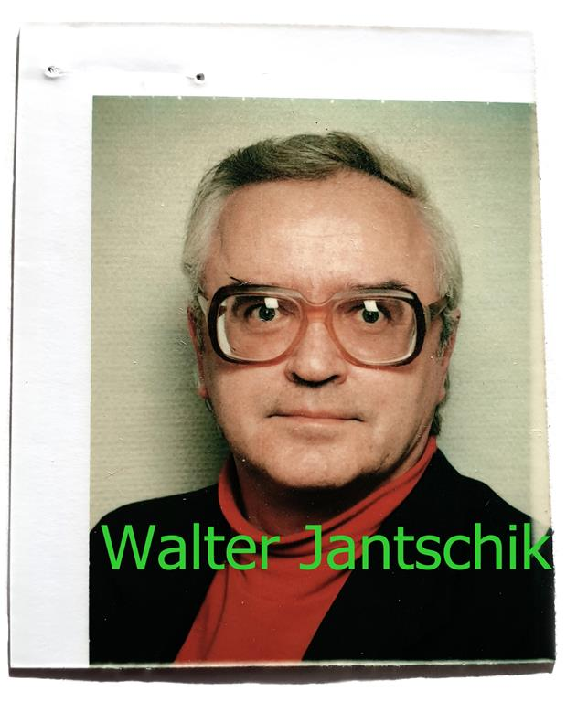 Walter Jantschik, Fraternitas Saturni