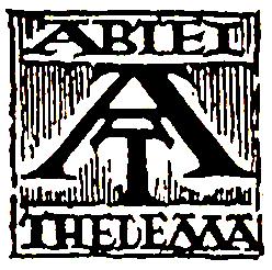Friedrich Lekve Abtei Thelema