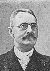 Theodor Reuss — founder of the O.T.O.